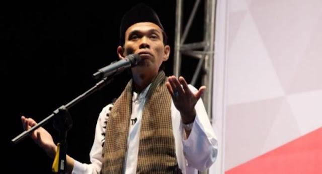 Ustadz Abdul Somad Orasi