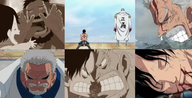 Guessing Garp's Future in One Piece Story!