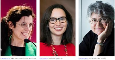 Isabelle Ferreras, Julie Battilana, Dominique Méda, DemocratizingWork, Desdelafrontera, democracia económica