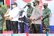 Tindak Lanjuti Instruksi Presiden, Kapolri: Jangan Ada Informasi Bansos Bermasalah di Wilayah