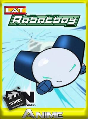 Robotboy (2005) [LATINO] [MEGA Y MEDIAFIRE]
