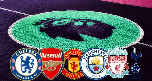 Prediksi Enam Besar Liga Inggris 2019-20