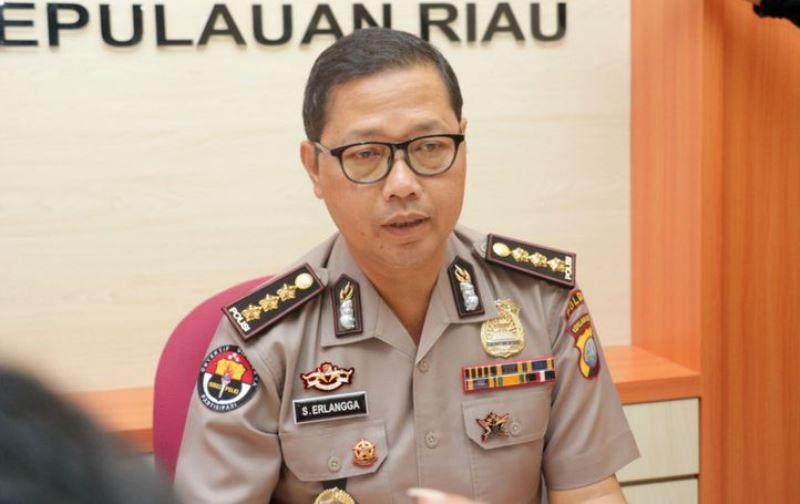 Polda Kepri Jalin Stakeholder Bentuk Posko Penanggulangan Kabut Asap