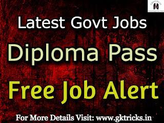 diploma pass jobs