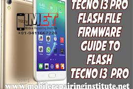 Tecno i3 Flash File [Stock Firmware] – How To Flash Tecno i3