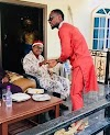 Meet BBNaija's Prince Nelson's Father, King Of Ebie Land In Imo State (Photos)