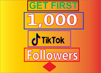 How To Get First 1000 Followers On TikTok.