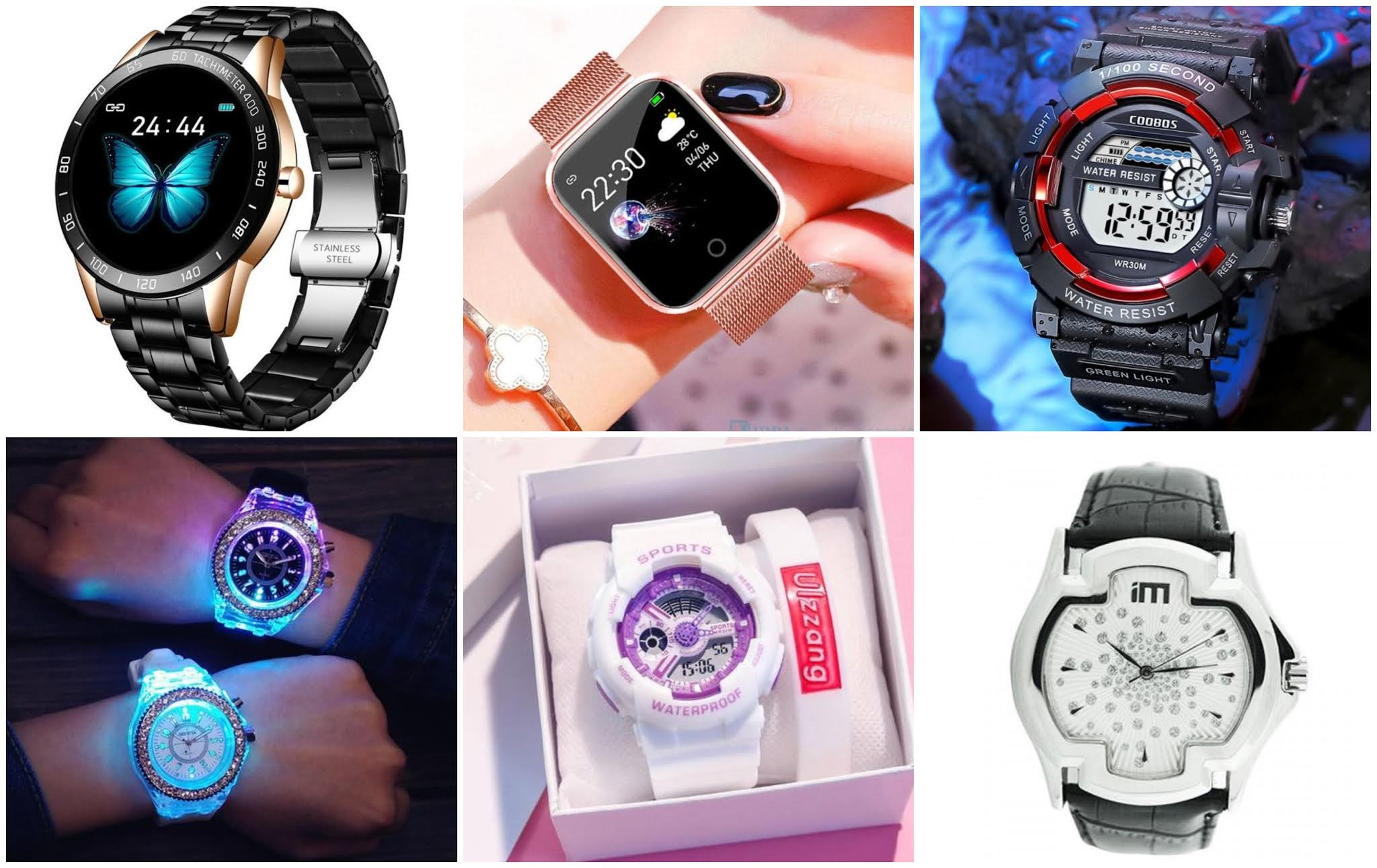best casual watches for men and women