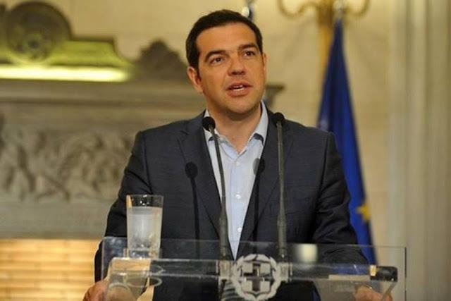 Τσίπρας για το Σκοπιανό: Είμαστε περήφανοι για την ιστορική συμφωνία