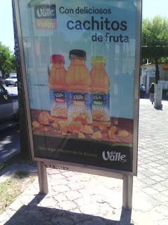"Retiran anuncios ""parabuses"""