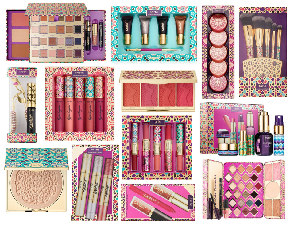 Tarte Christmas Collection 2017