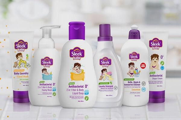 Manfaat Natural Antibacterial Sabun Mandi Bayi