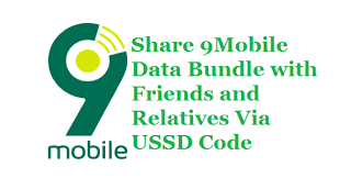Data sharing on 9mobile and Airtel Network -