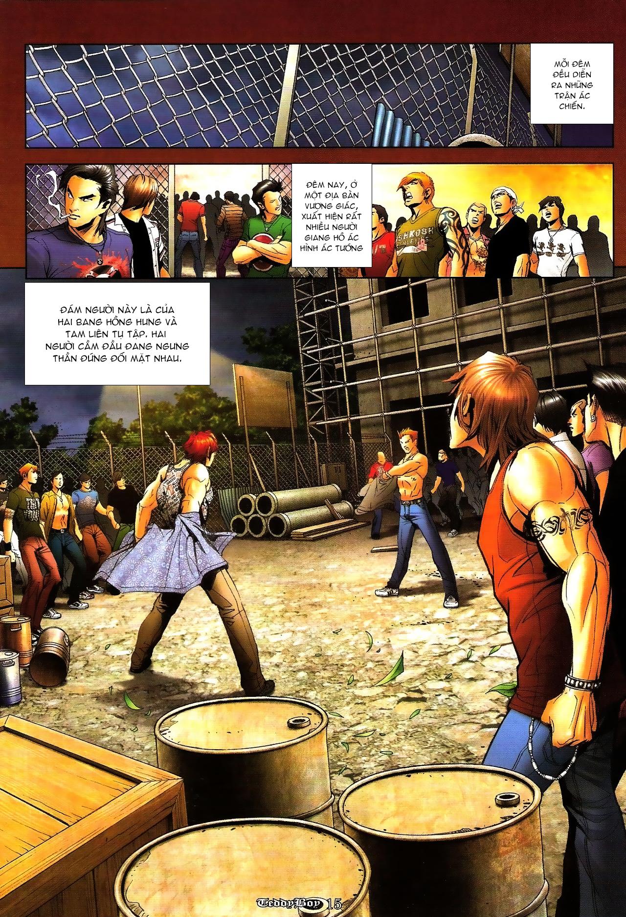 Người Trong Giang Hồ - Chapter 1277: Lam Kình nhượng vị - Pic 14