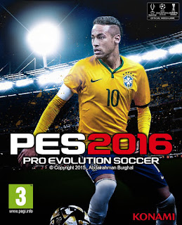 Pro Evolution Soccer 2016 Full Version (PES 2016)