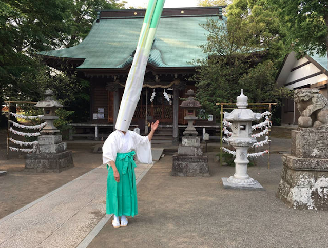 Ritual Aneh yang Ada di Jepang: Kepala Negi