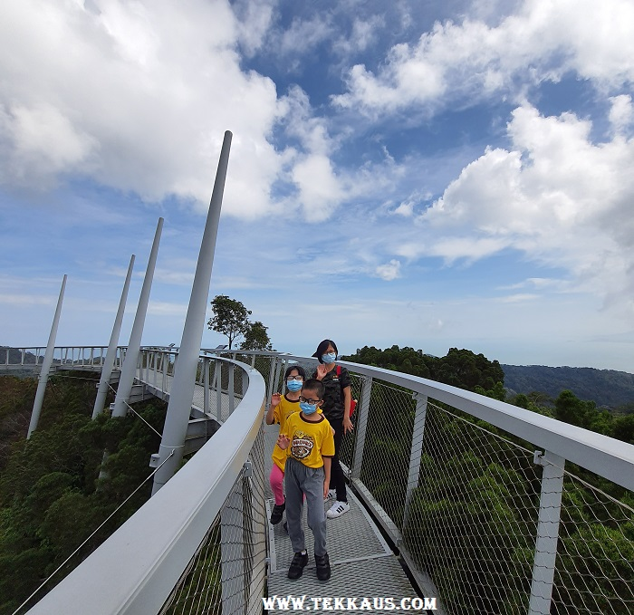 Curtis Crest Treetop Walk The Habitat Penang Hill View