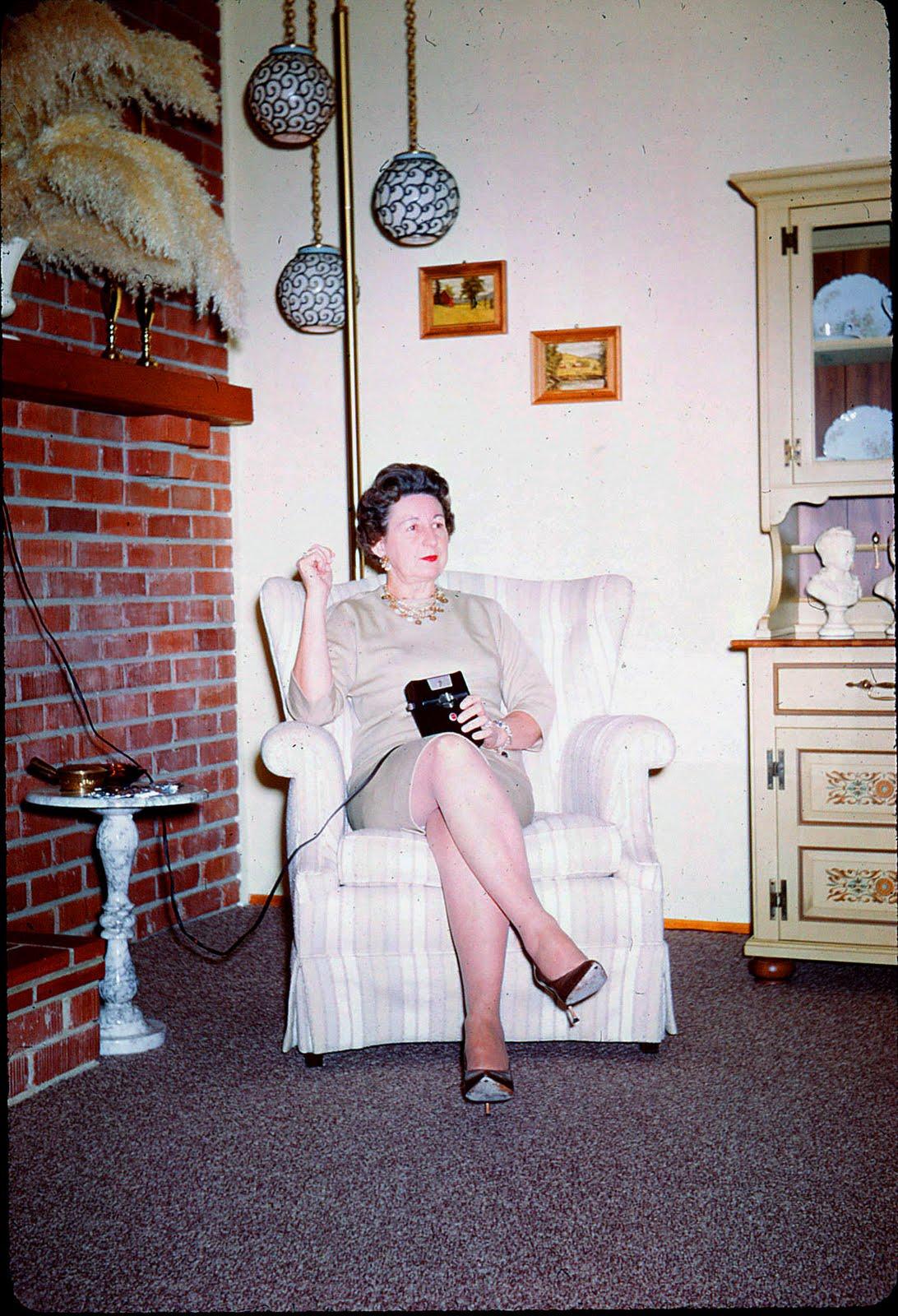 Photos of mature woman