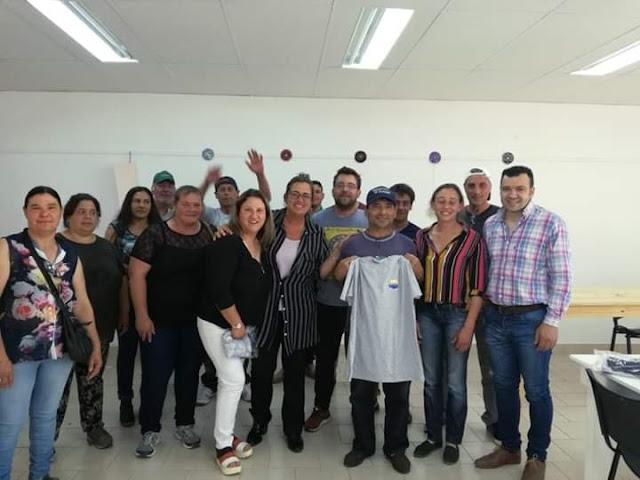 PROSIGUE LA ENTREGA DE ROPA DE TRABAJO A LOS AGENTES MUNICIPALES