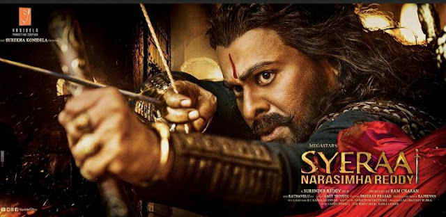 Sye Raa Narasimha Reddy - Cast, Release Date, Teaser,Images, Trailer, Download, Story