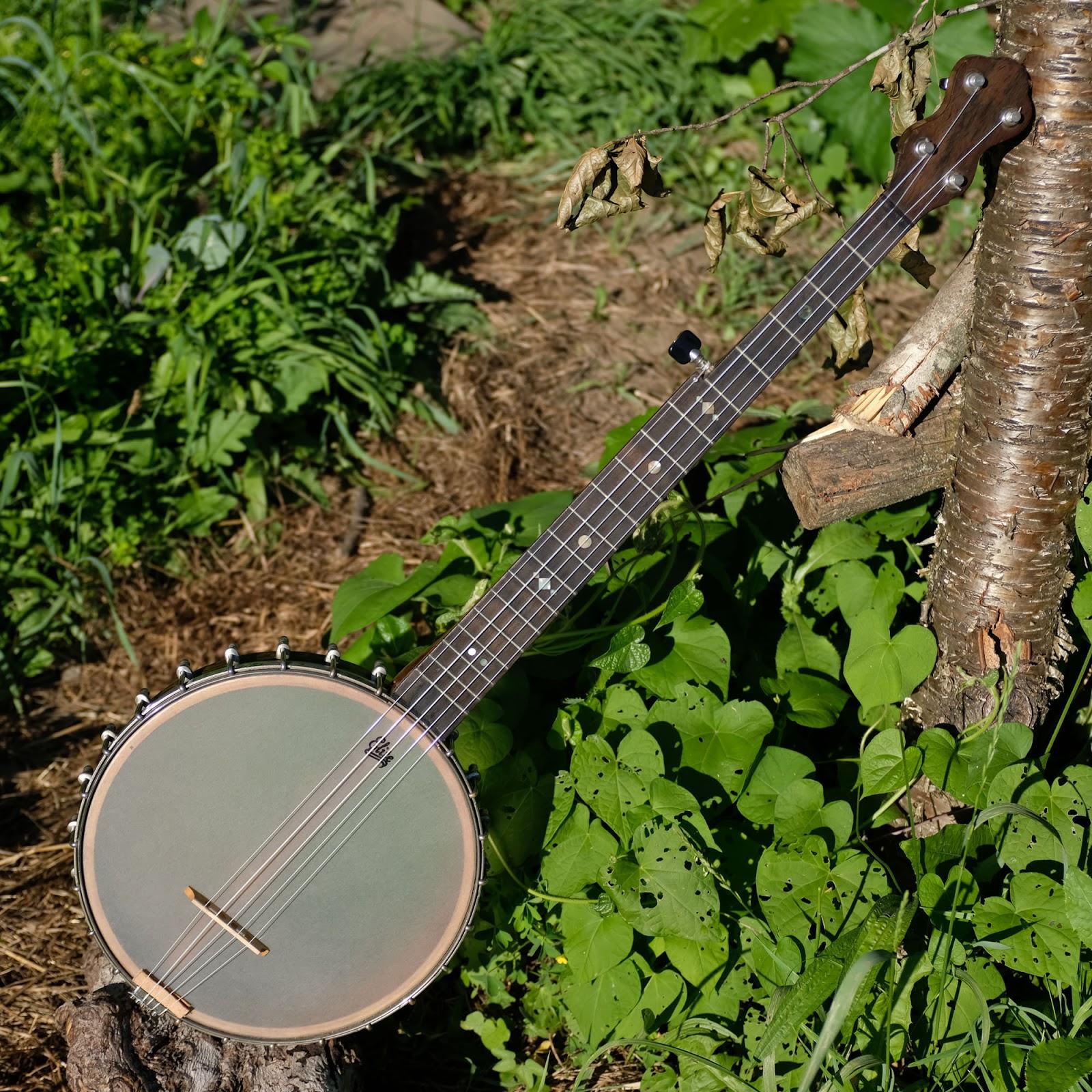 1883 Fairbanks & Cole Openback 5-String Banjo