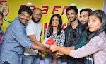 Ekkadiki Pothavu Chinnavada unit at Radio Mirchi-thumbnail