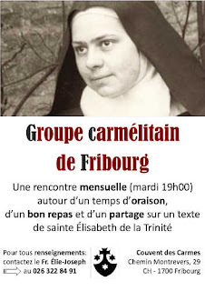 Groupe carmélitain Fribourg