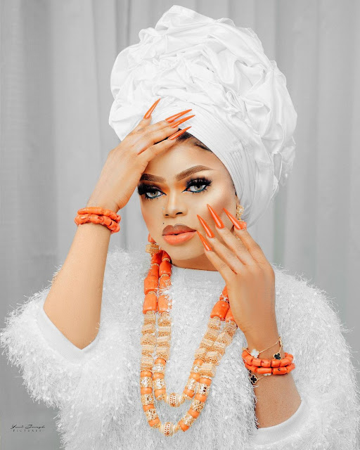 Bobrisky at 30: Crossdresser Shares his second birthday look as he vows to spend N7M on his birthday Photoshoot