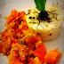 Dobletino - Garnitura deșteaptă de dovleac pentru mâncărurile cu pește