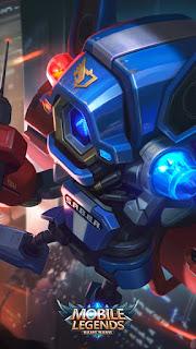 Cyclops SABER Blaster Heroes Mage of Skins V1