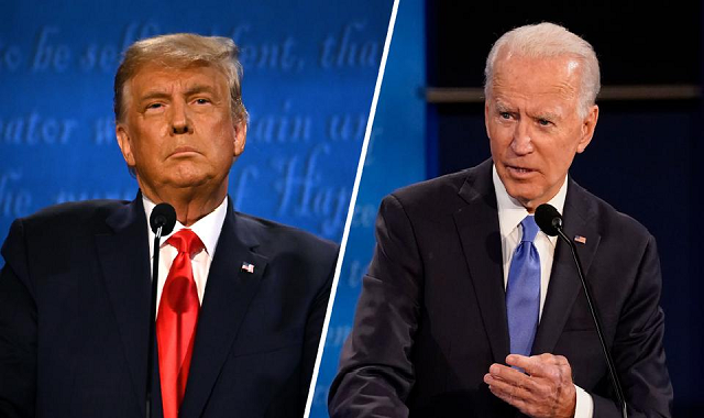 Twitter adds Joe Biden's victory label on Trump's tweets