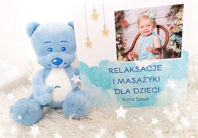 """""""Relaksacje i masażyki dla dzieci"""" - książeczka wydana przez przedszkolankę z Gogołowa"""
