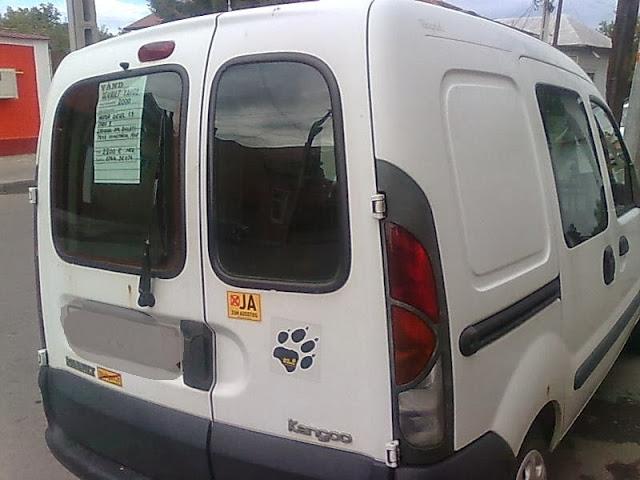 Renault Kangoo Utilitar
