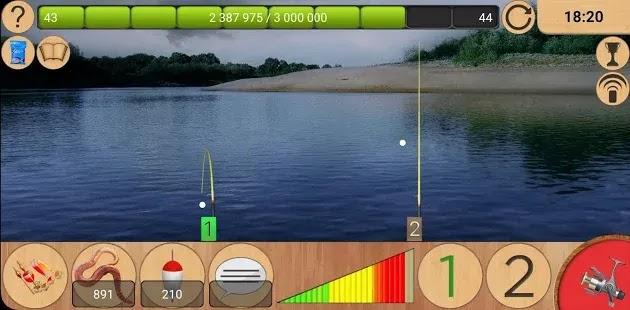 rue Fishing هي لعبة جديدة لمحاكاة الصيد على منصة الهاتف المحمول ، في اللعبة ، ستقوم برحلات صيد مرهقة للغاية مع الكثير من المعلومات والبيانات ذات الصلة.