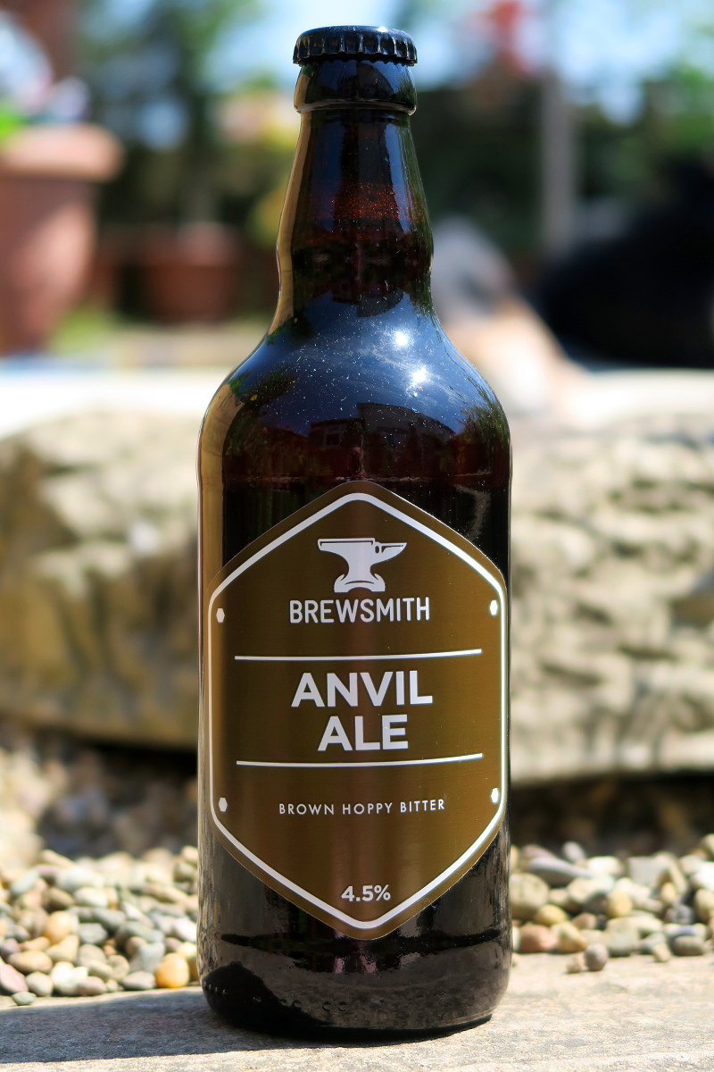 Brewsmith Anvil Ale from The Beer Isle June Subscription Box - North West England