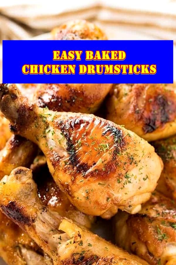 #Easy #Baked #Chicken #Drumsticks