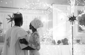 Zahra Buhari & Husband Celebrate First Wedding Anniversary With Sweet Words