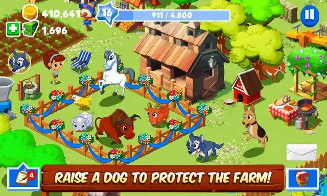 Green Farm 3 Hack Apk