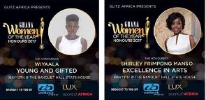 Shirley Frimpong Manso, Wiyaala, others to be celebrated at 2017 Ghana Women Honours