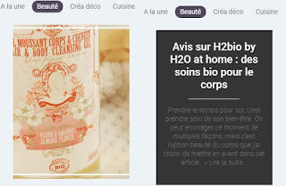 avis  H2O at home