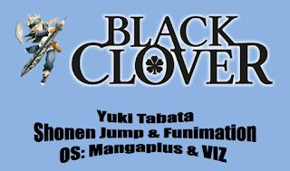 Tanggal Rilis Black Clover Chapter 264