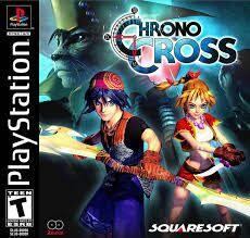 Chrono Cross (BR) [ Ps1 ]