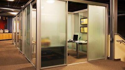 Jenis Tata Ruang Kantor Tertutup