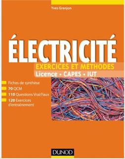 Électricité exercices et méthodes en document PDF