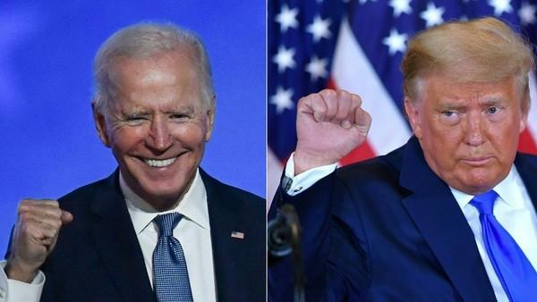 Trump Gunakan Kekuasaan untuk Tolak Akui Kemenangan Biden, Sampai Kapan?
