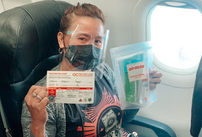 """""""Hot seat upgrade"""" for fully vaccinated AirAsia Philippines (Z2) guests"""