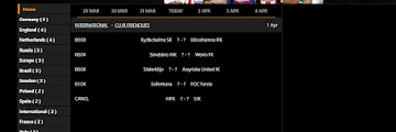 5 aplikasi livescore yang ada h2h