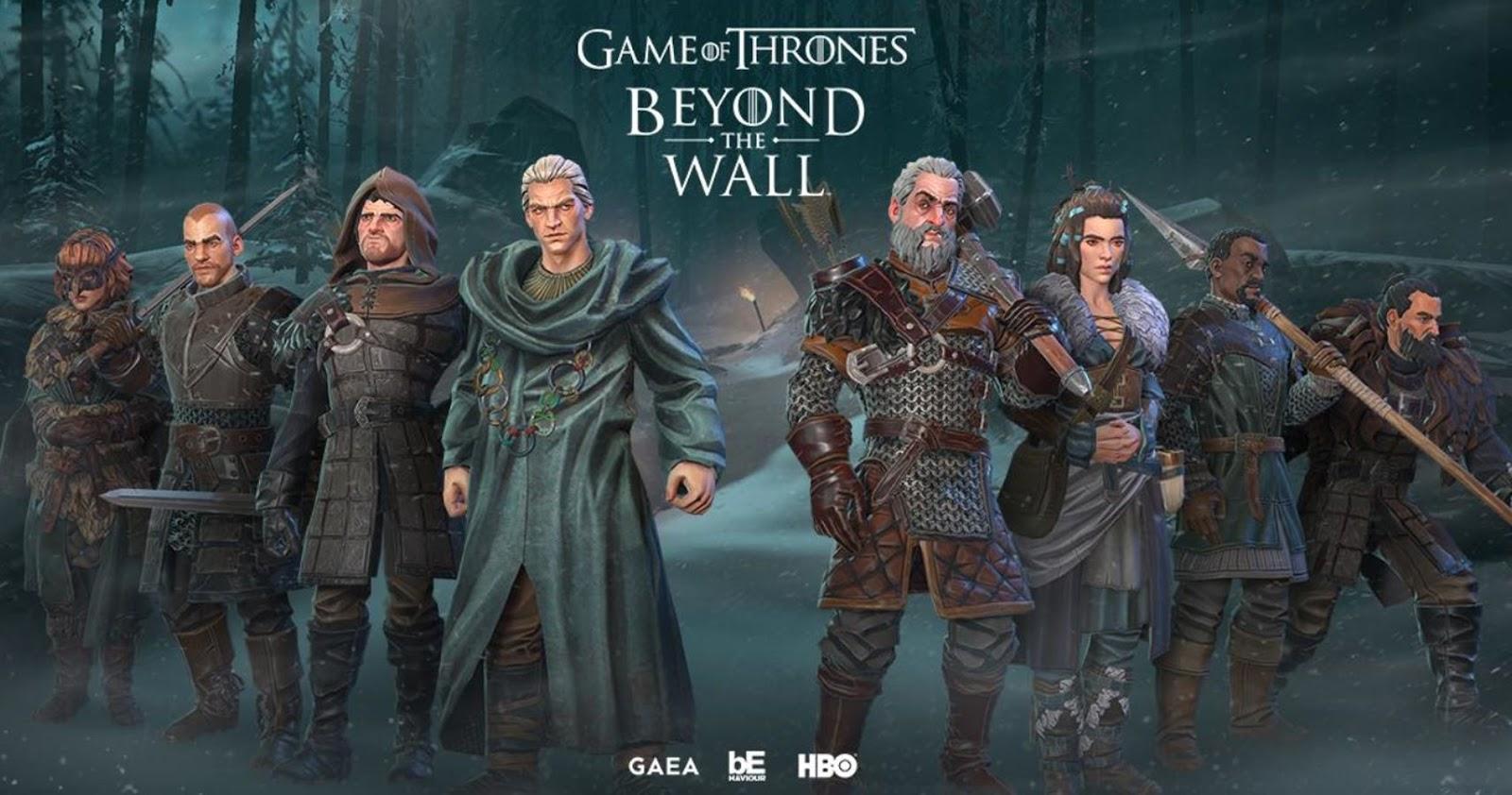 لعبة Game of Thrones على الأندرويد و iOS رسميا