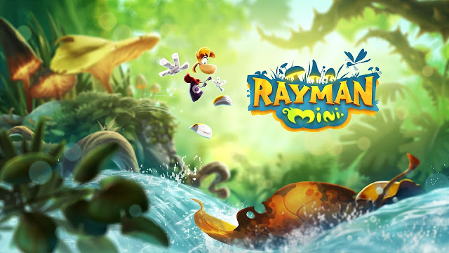 Rayman Mini Best Apple Arcade Games