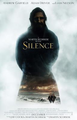 Silence 2016 DVD R1 NTSC Latino